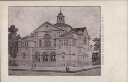Proposed M. E. Church