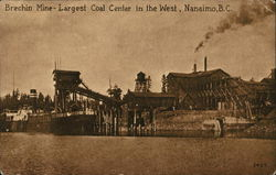 Brechin Mine - Largest Coal Center in the West