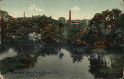 Concord River From Rogers Street