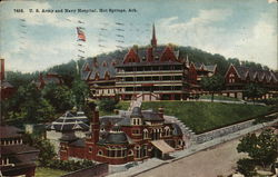 US Army and Naval Hospital