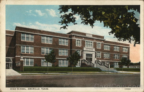 High School Amarillo Texas
