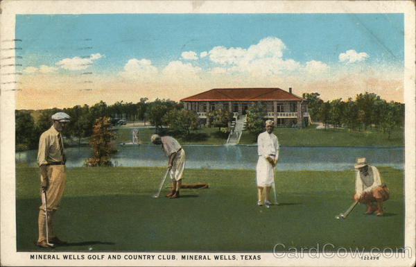 Mineral Wells Golf and Country Club Texas