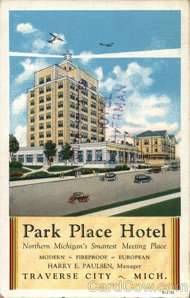 Park Place Hotel, Northern Michigan's Smartest Meeting Place Traverse City