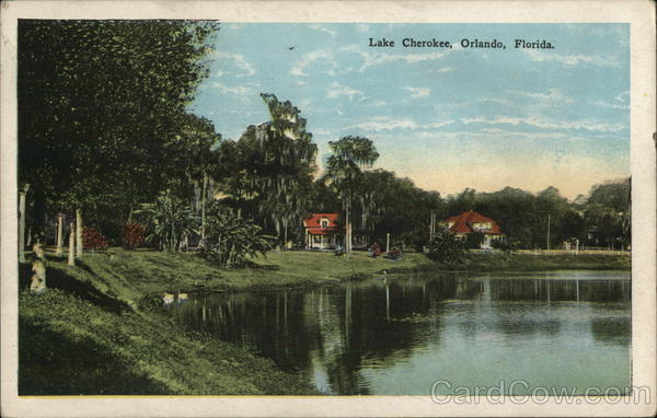 Lake Cherokee Orlando Florida