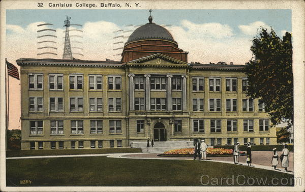 Canisius College Buffalo New York
