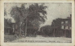 A View of North Broadway