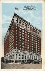 The Brown Hotel, Broadway at Fourth
