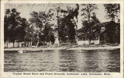 Crystal Beach Store and Picnic Grounds, Coldwater Lake