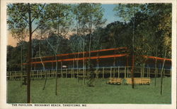 The Pavilion, Rockaway Beach, Lake Taneycomo