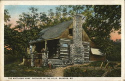 The Matthews Home, Shepherd of the Hills