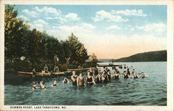 Summer Sport, Lake Taneycomo