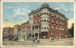 New Merchants Hotel, South Side