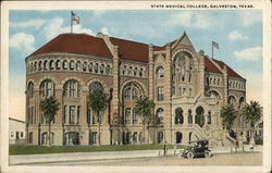 State Medical College Postcard