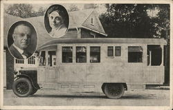 Fulton Gospel Auto - House and Church on Wheels