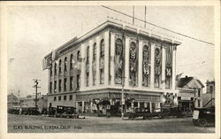 Street View of Elks Building