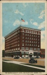 The Marvin Hughitt Hotel and Elks Club