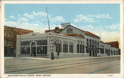 Southern Pacific Depot