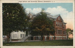 High School and Grammar School, Greenport