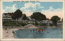 East Beach, Belle Island