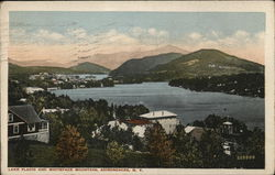 Lake Placid and Whiteface Mountain