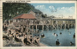 Bathing at Savin Rock