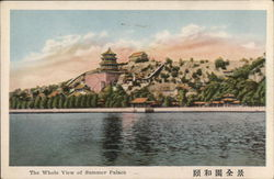 The Whole View of Summer Palace