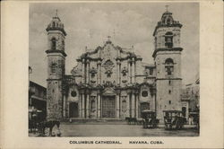 Columbus Cathedral