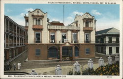 President's Palace, North Avenue