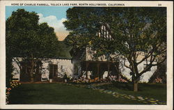 Home of Charlie Farrell, Toluca Lake Park