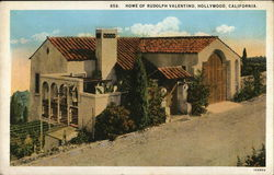 Home of Rudolph Valentino