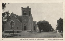 Street View of Presbyterian Church