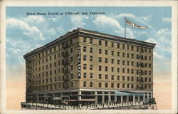 Hotel Manx, Powell at O'Farrell