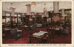 Marshall Field & Company - Reading, Writing and Rest Rooms