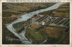 Government Dam and Ford Plant