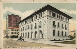 Post Office and Ralston Building