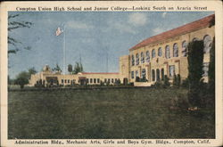 Compton Union High School and Junior College