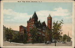 Boys' High School
