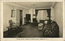 Leverich Towers Hotel - Typical Suite