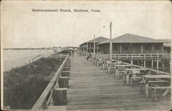 Hammonassett Beach Postcard