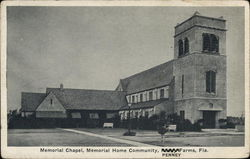 Memorial Chapel, Memorial Home Community