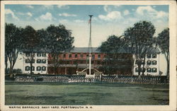 Marine Barracks, Navy Yard