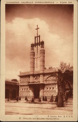Exposition Coloniale International, Paris 1931 - Pavilion des Missions Protestantes