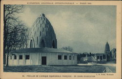 Exposition Coloniale International, Paris 1931 - Pavilion of Equatorial French Africa