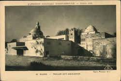 Algerie - Pavilion Cote Sud-Algier = Esposition Coloniale Internationale 1931