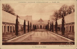 Exposition Coloniale International, Paris 1931 - Pavilion du Maroc