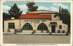 San Gorgonio Inn and Cafe