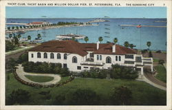 Yacht Club, Yacht Basin and Million Dollar Pier