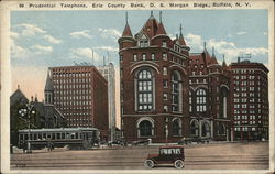 Prudential Telephone, Erie County Bank, D. S. Morgan Bldgs.