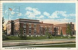 Alice Hyde Memorial Hospital