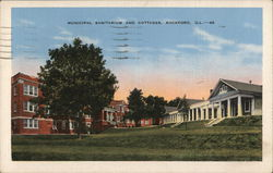 Municipal Sanitarium and Cottages